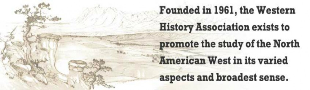 WHA - Western History Association Official Website News And Updates